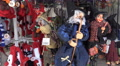 4k Walpurgis tradition witches deco souvenirs Harz closeup tilt 4k or 4k+ Resolution