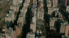 Buildings in Johannesburg Stock Footage