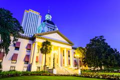 Tallahassee State House Stock Photos