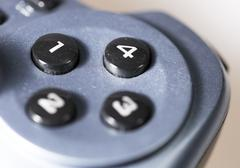Video Game Controller Stock Photos