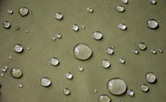 Stock Photo of Waterproof textile