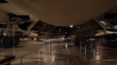 National Museum of the U.S. Air Force Stock Footage