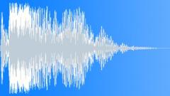 Future Weapons 2 - Nine Inch Nail Gun - shot_9 Sound Effect