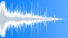 Rupture - Dirt_Impact_B02 - sound effect