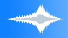 Slow low car passing mono Sound Effect