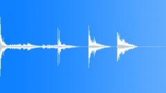 Tension - cosmic gunshot diffusion 3 Sound Effect