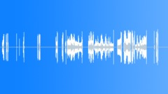 Handheld radio trucker talk, short disruptions, communication, troubleshootin Sound Effect