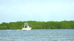 Morada Bay. Islamorada Key, Florida - stock footage