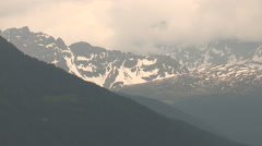 The Alps Stock Footage