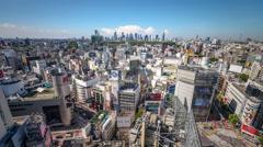 Shibuya Tokyo Stock Footage