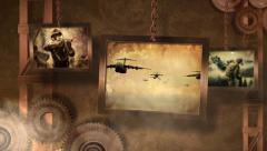 War Teaser Stock After Effects