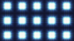 Light disco abstract and patterns Stock Footage