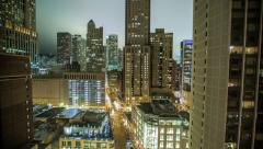 Chicago Timelapse Arkistovideo