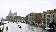 grand channel at Venezia Italia - stock photo