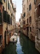 channels at Venezia Italia - stock photo