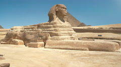 The sphinx Stock Footage
