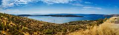 Trogir in Split-Dalmatia County, Croatia Stock Photos
