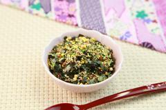 Stock Photo of Furikake (Rice seasoning)
