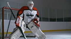 Talented Goaltender Arkistovideo