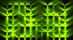 Abstract Geometric Design Pattern VJ Loops Motion Background HD Stock Footage