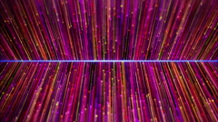 Abstract Energy Laser Light Rays or Beams HD Stock Footage