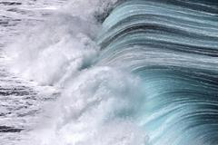Ocean wave spray surf Tenerife Canary Islands Spain Europe Kuvituskuvat
