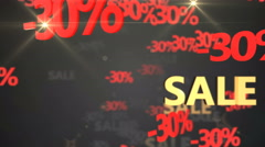 -30% Sale Loop Stock Footage
