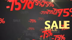 -75% Sale Loop Stock Footage