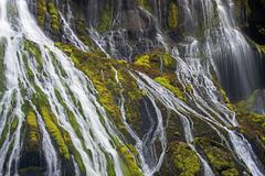 Panther Falls, Washington Stock Photos
