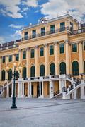 Schonbrunn Palace - stock photo