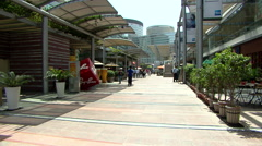 Malls, India Stock Footage