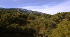 4K Aerial, Andalusian Landscapes, Spain Stock Footage