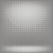 Halftone Pattern. Dots on White Background. - stock illustration