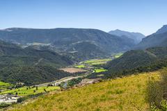 Collado del Canto (Pyrenees, Catalunya) - stock photo