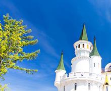 Fairy tale princess castle  from dreams Kuvituskuvat