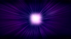Purple, Pink & White Energy Vortex - stock footage