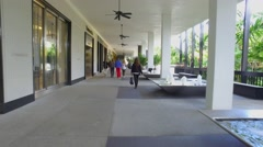 Shops at Bal Harbour FL Stock Footage