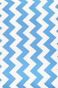 Pattern of blue and white striped glides - stock photo