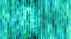 Aquatic Bubble Waves Glow Motion Background Stock Footage