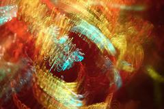 photo effects, background, light abstraction - stock photo