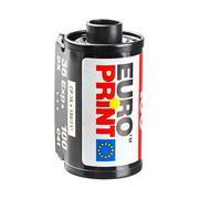 EURO color print film cartridge - stock photo