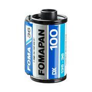 FOMAPAN black and white print film cartridge - stock photo