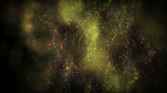 Gold Abstract Background Stock Footage