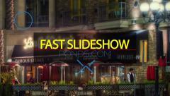 Fast Slideshow Kuvapankki erikoistehosteet