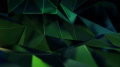 Emeralds Background - 4K Looping Stock Footage