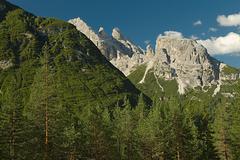 Stock Photo of Dolomites Summer Landscape