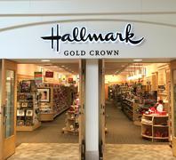 Hallmark retail store Stock Photos