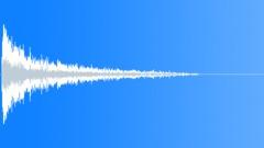 Bad wraith daze hit - sound effect