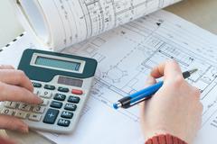 House construction concept Kuvituskuvat