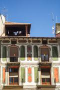 La Seu d'Urgell (Catalunya, Spain) - stock photo
